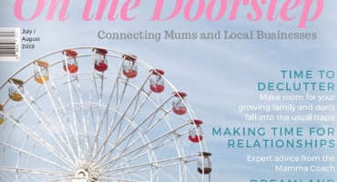 On the Doorstep Magazine
